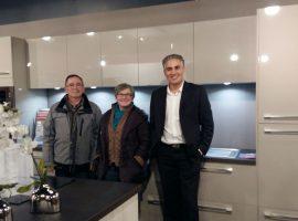 Equipe cuisiniste, poseur de cuisine à Angers