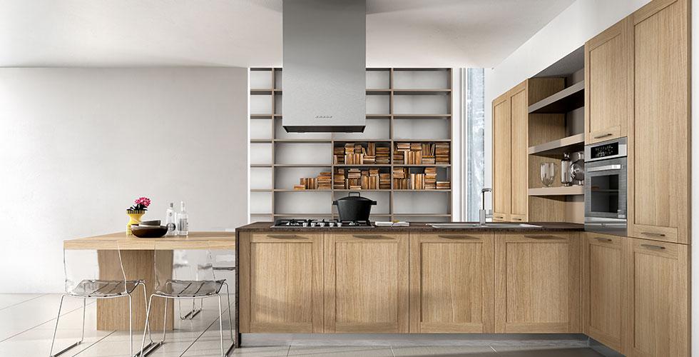choisir une cuisine en bois
