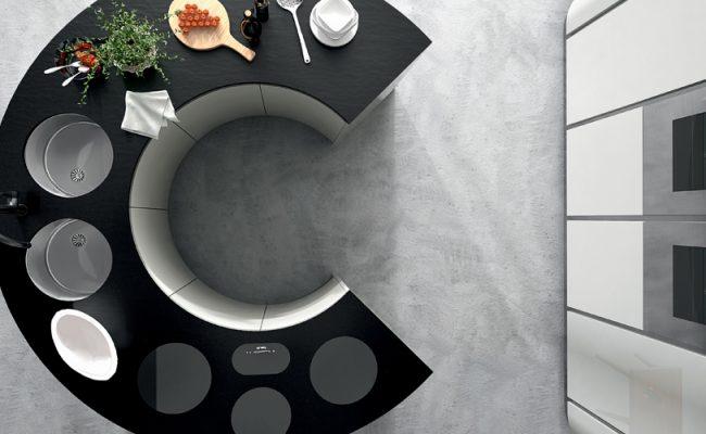 cuisine en rond sigma